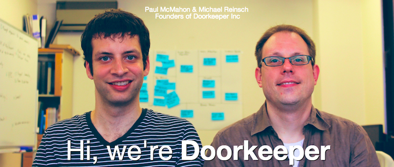 Doorkeeper inc announcement