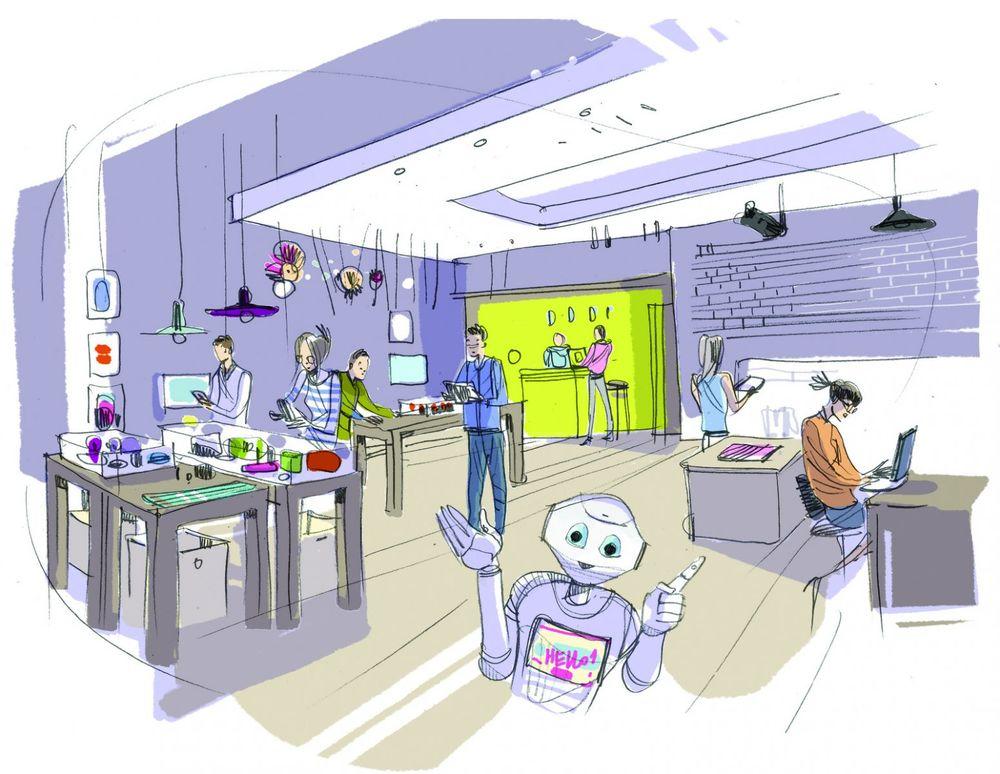 [12/17]Pepper アトリエ秋葉原忘年会~令和元年のコミュニケーションロボット界隈を振り返る~