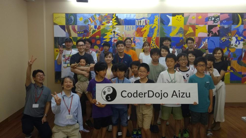 第32回 CoderDojo Aizu