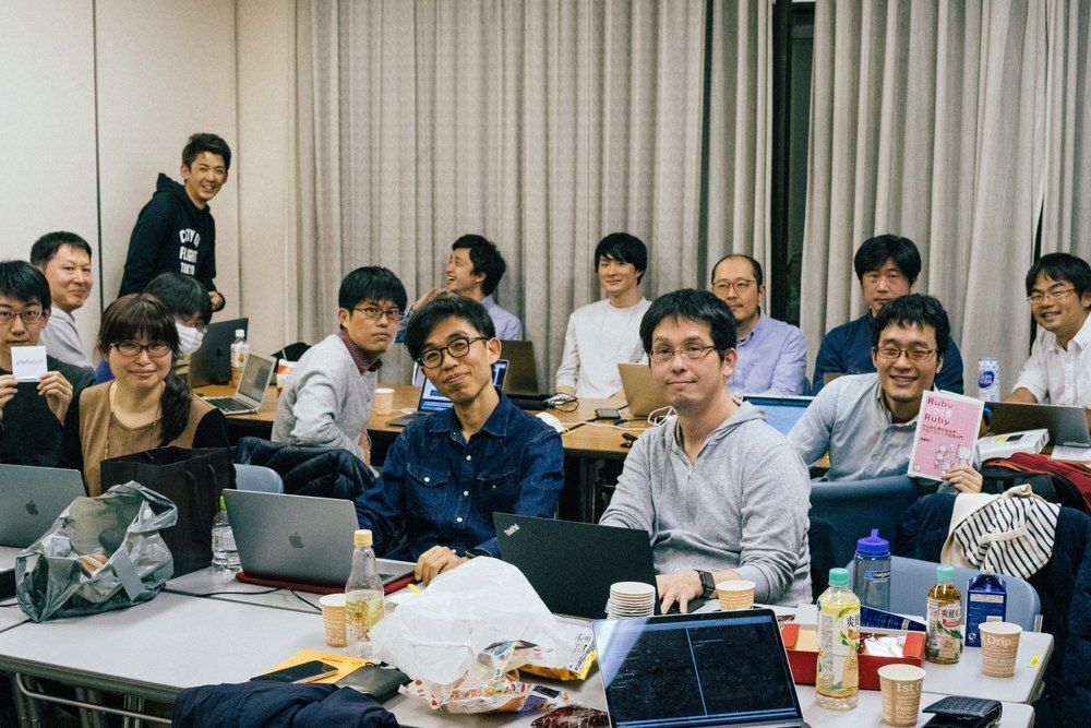 Yokohama.rb Monthly Meetup #108
