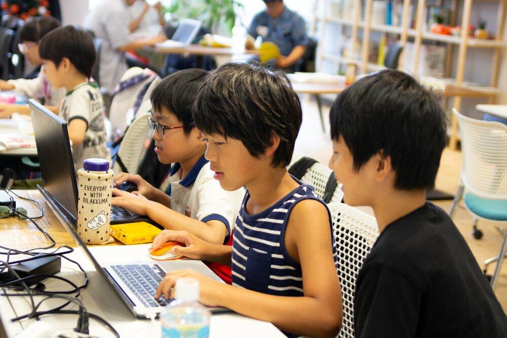 子ども向けプログラミング道場:コーダー道場123回目@梅田