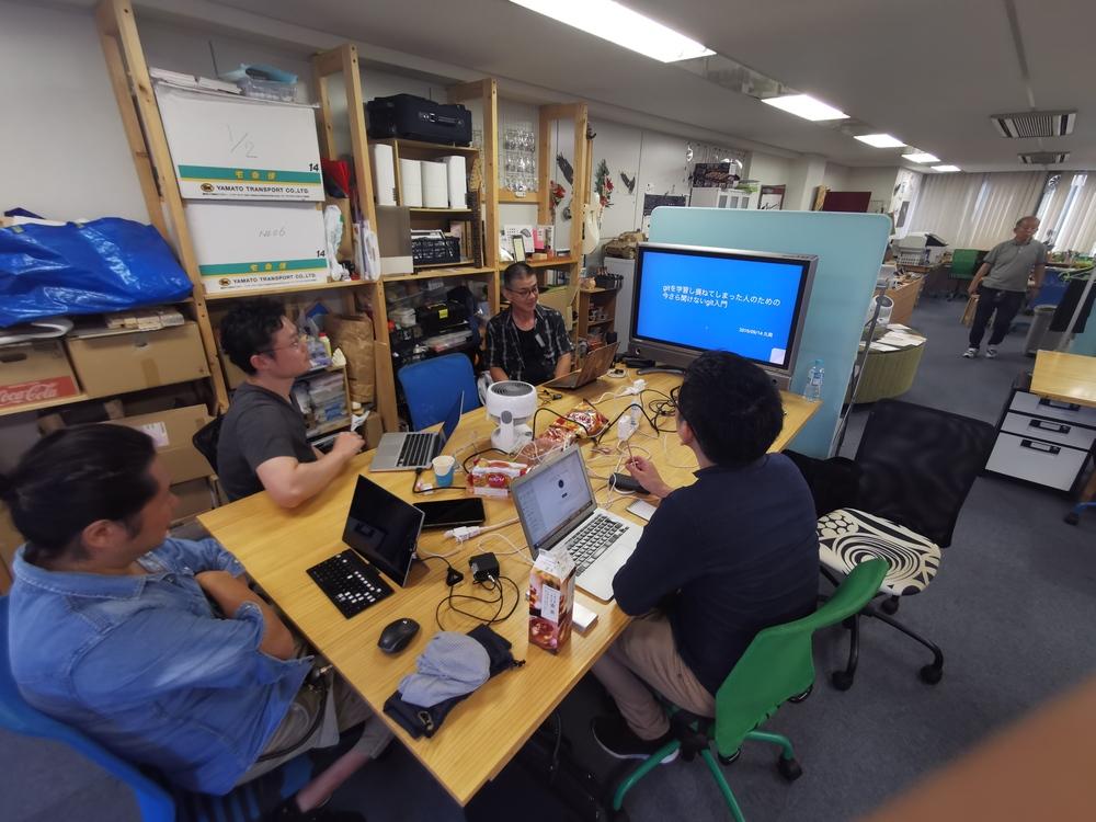 2/8土. 大阪IT系もくもく会、プログラミング初心者相談の日 in 大阪天満橋コーボックス