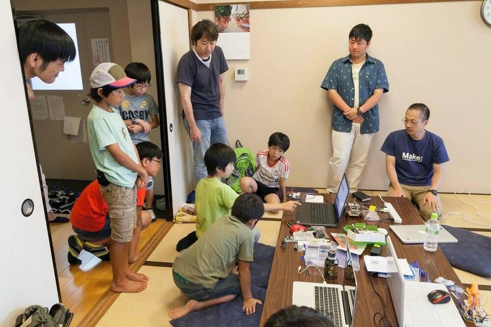 子ども向けプログラミング道場:コーダー道場124回目@西宮