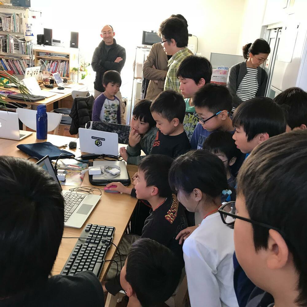 CoderDojo長岡京〜小中学生のためのプログラミング道場〜 60回目