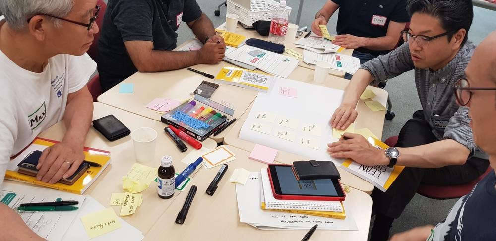 リーン・チェンジマネジメント 2日間ワークショップ(組織、チームを変革へと導く!変化・変革マネジメント)