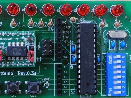 初めての電子工作(Arduinoマイコン入門編)