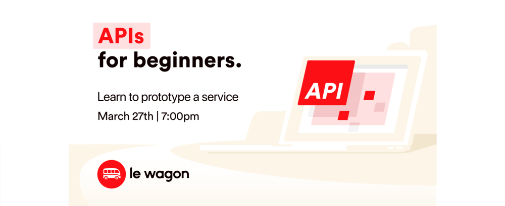 API for beginners - What they are, how to use them [Kyoto]