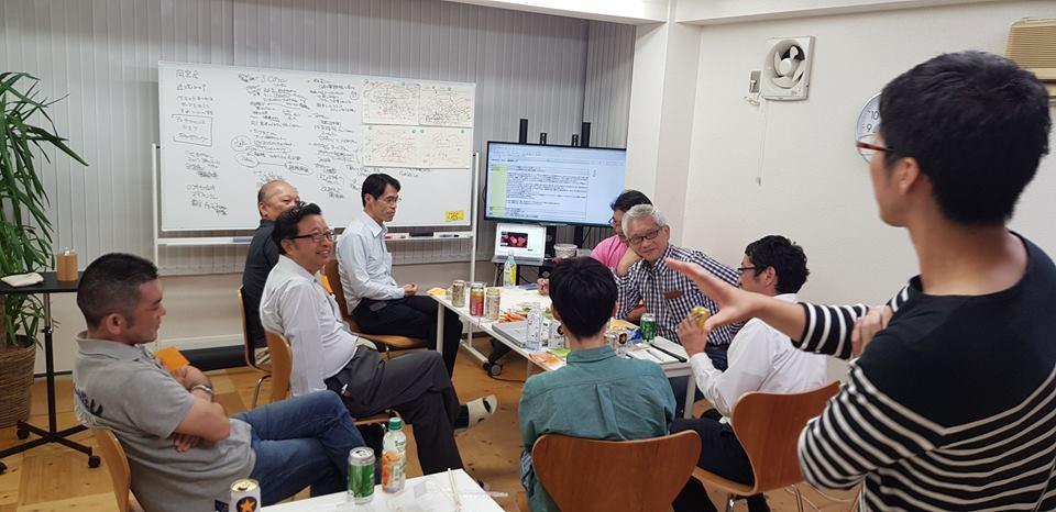 4/24(水) Management 3.0  オンライン Dojo