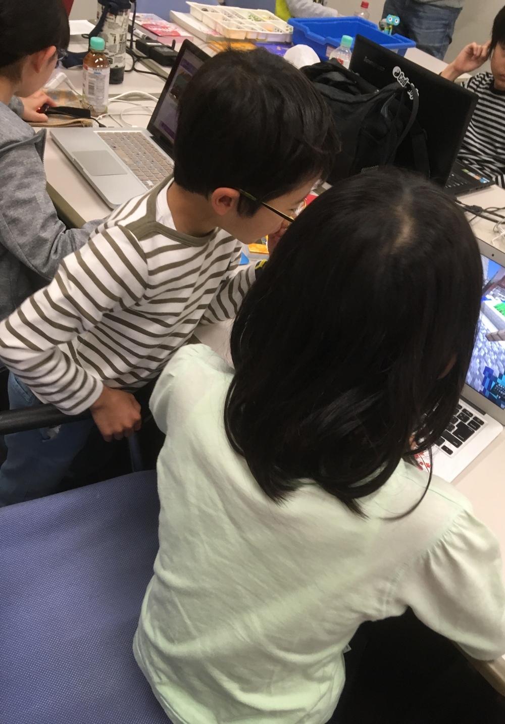 CoderDojo阿倍野 #18