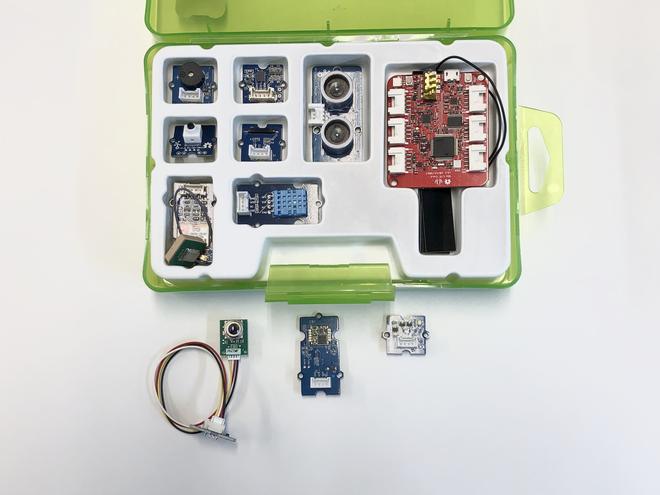 JAWS-UG関西IoT専門支部 ✕ SORACOM UG 関西「Wio LTE + 絶対圧センサーで遊ぼう!」