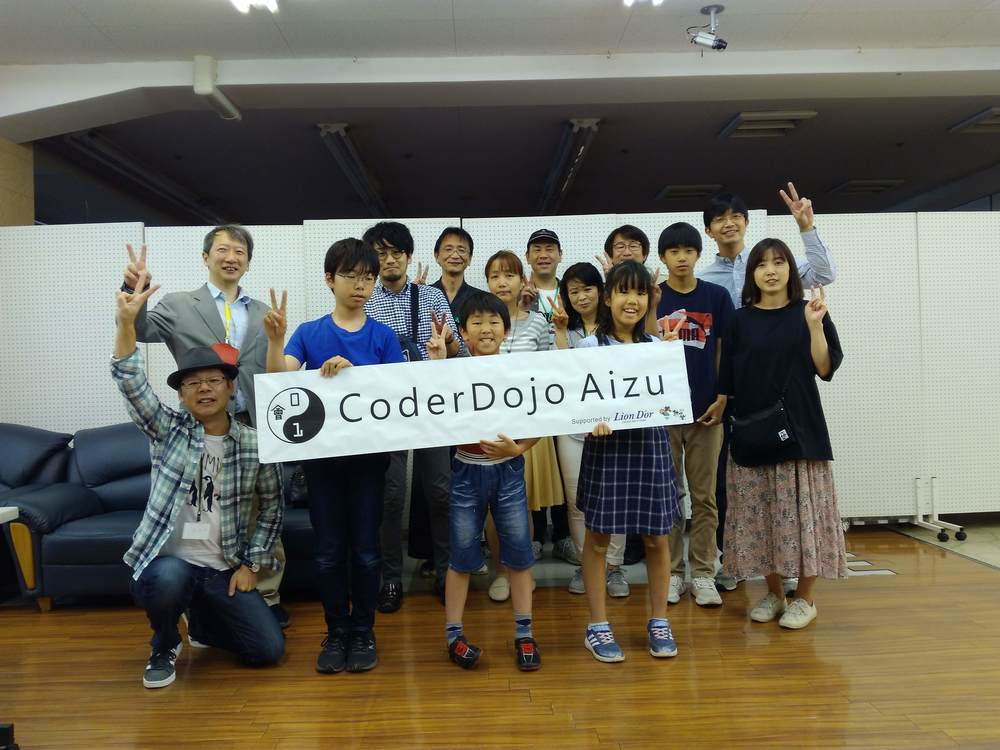第27回 CoderDojo Aizu
