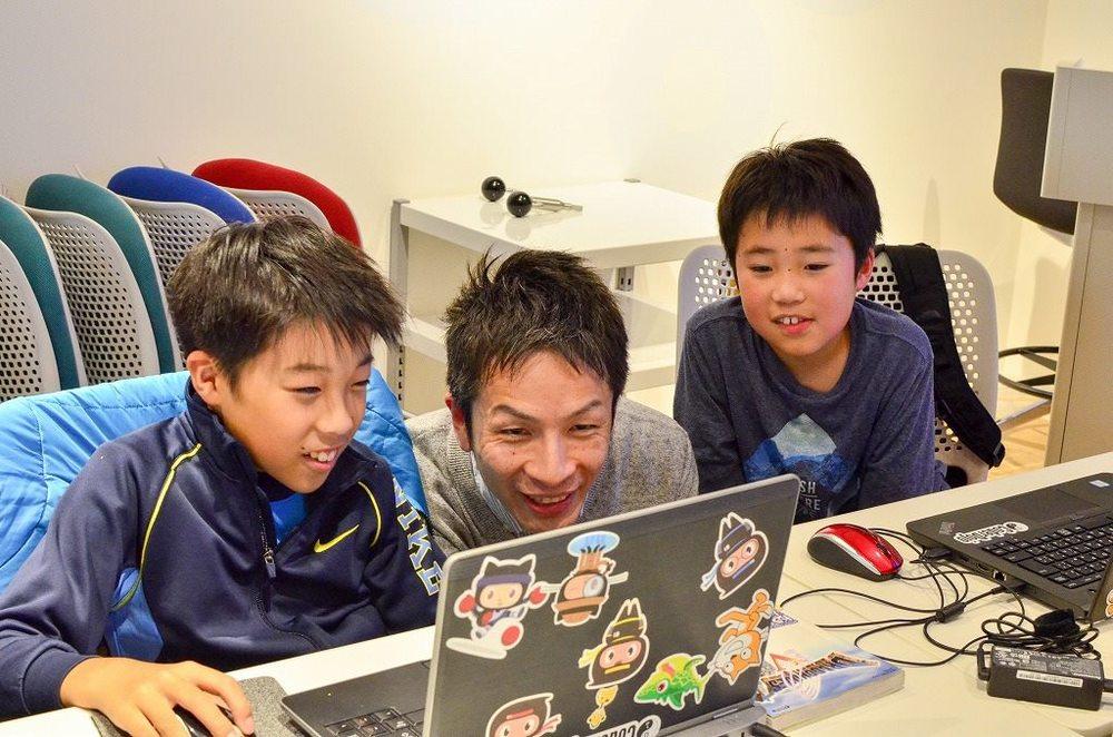 子ども向けプログラミング道場:コーダー道場118回目@梅田