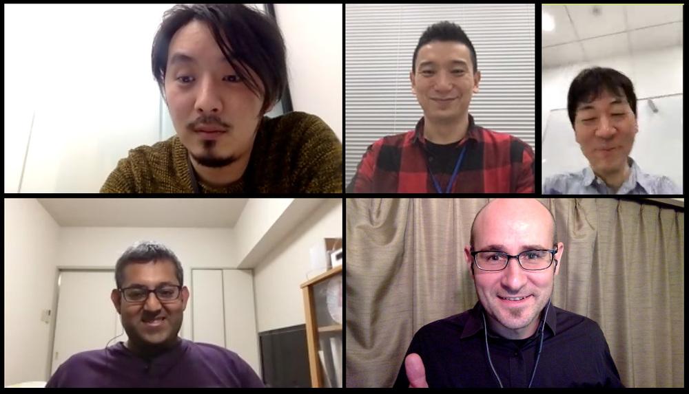 8/20(火) Management 3.0  オンライン Dojo