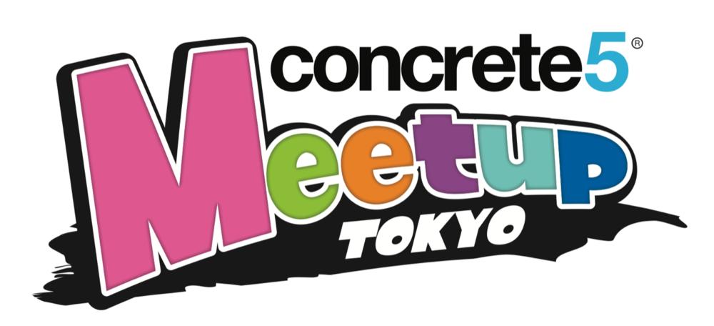 concrete5 Meetup Tokyo #34 @loftwork COOOP10