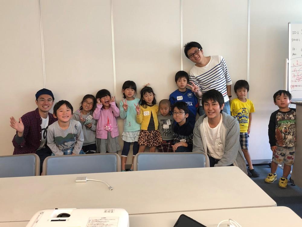 【特別出張版】子ども向けプログラミング道場:CoderDojo稲城20回