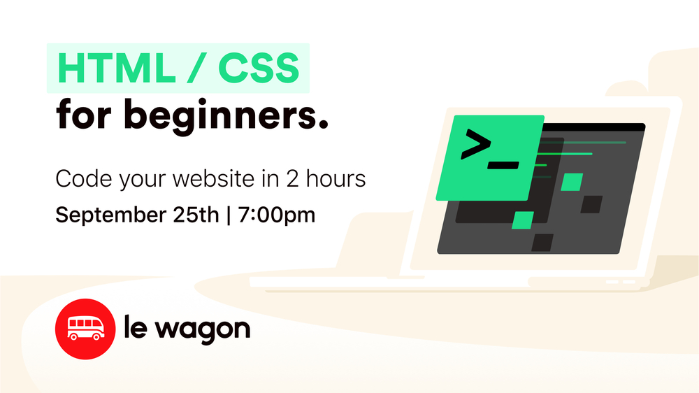 Learn How to Build Your Own Landing Page in 2 hours! - Workshop