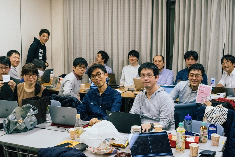 Yokohama.rb Monthly Meetup #107