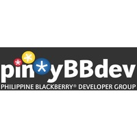 PinoyBBDev (Philippine BlackBerry Developer Group)