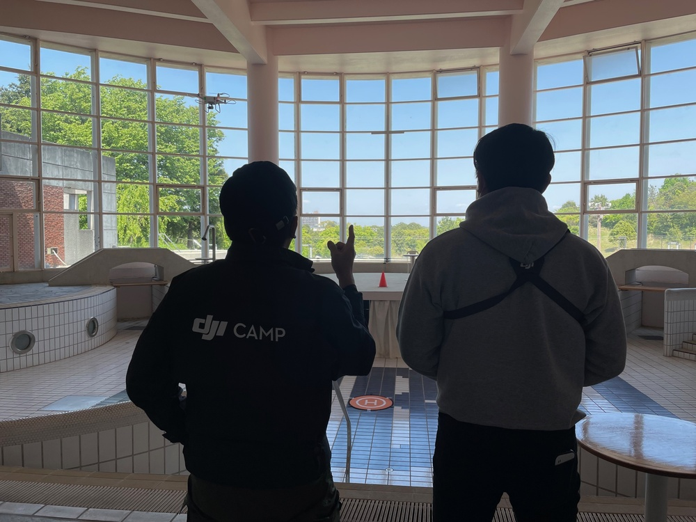 DJIキャンプ対策ATTIモードトレーニング講座(4時間)