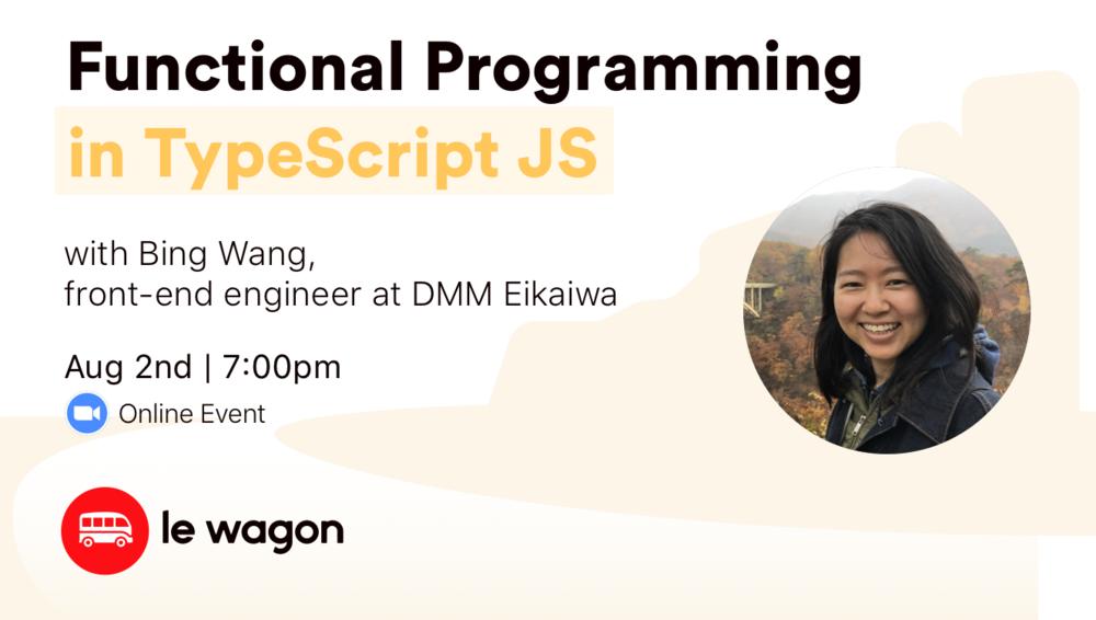 Learn Functional Programming in TypeScript JS - Online Workshop