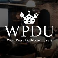 WordPress Dashboard Users