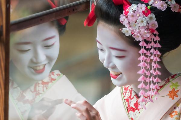 4月25日(日)舞妓さん 二人舞の鑑賞会(オンラインでも参加できます)