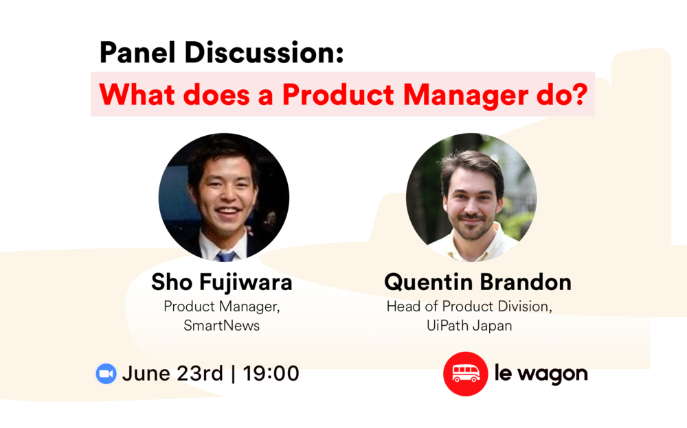 What does a Product Manager do? - Panel Discussion